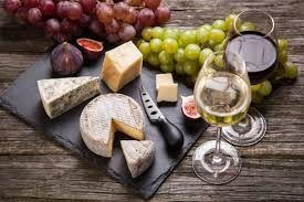 Oct 14: Wine & Cheese Pairings!