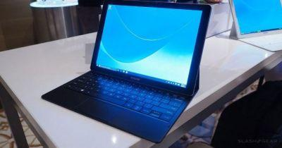 Samsung Galaxy Book might be a Windows 10 2-in-1 tablet