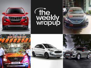 Top 5 Cars News Of The Week Toyota Glanza Launch Date Confirmed Mini JCW Launched And More