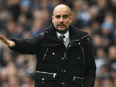 Manchester City were 'lucky' against Monaco - Guardiola
