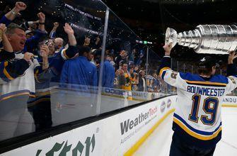 Bouwmeester, Steen and Blues' other graybeards finally lift Stanley Cup