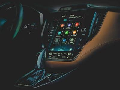 The 2020 Subaru Legacy Will Feature a Huge Infotainment Screen