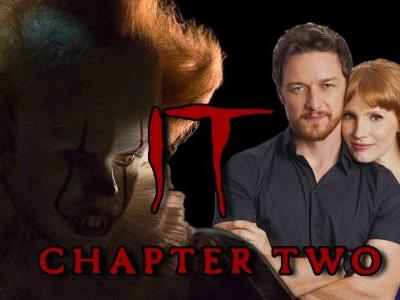 IT: Chapter 2 Gets an Official Cast Photo as Filming Begins