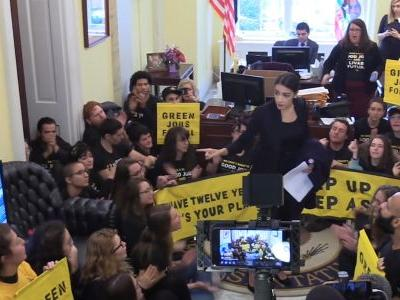Ocasio-Cortez Celebrates New York Rejecting Amazon: We Defeated the 'Richest Man in the World'
