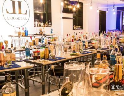 Learning to Make Margaritas at Liquor Labs in SoHo