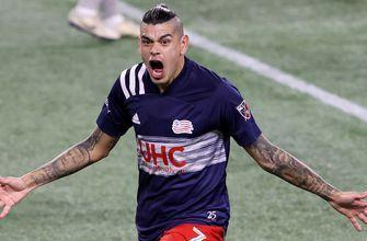 Gustavo Bou delivers game-winning dagger as New England advances, win 2-1 over Montreal