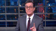 Colbert Shows How The Trump Administration Just Gave Us The Worst TBT Ever