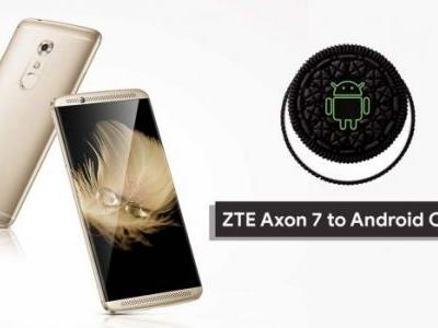 ZTE Axon 7 receives Android 8.0 Oreo update, but it's full of issues