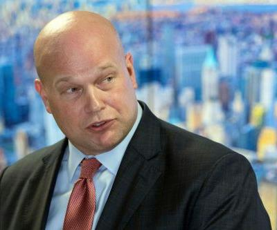 Whitaker won't testify to House Intel panel unless he's promised no subpoenas