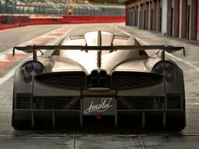 The Pagani Imola Is A €5 Million Tribute You Can't Buy