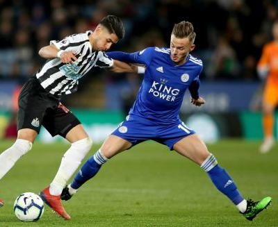 Newcastle beats Leicester 1-0, moves closer to EPL survival