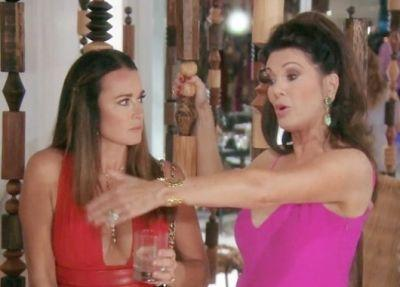 Kyle Richards Struggled To Learn The Truth After Lisa Rinna And Eden Sassoon Said She Enables Kim