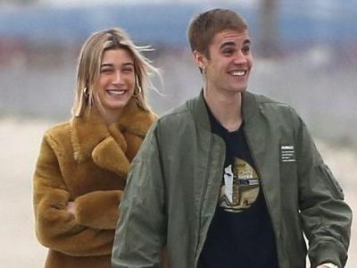 Justin Bieber Accidentally Scares Some Random Dude While Trying to Prank Wife Hailey Baldwin