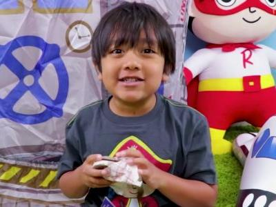 The Highest Paid YouTuber This Year Is Just 7 Years Old And Made $22 Million