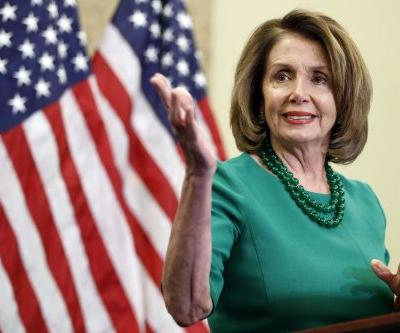 Pelosi moves closer to becoming next house speaker after being nominated by House Democrats