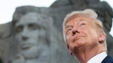 White House Reportedly Asked How To Get A New President's Face On Mount Rushmore