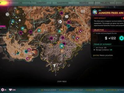 Rage 2 Ark locations guide - where to find the best weapons and abilities