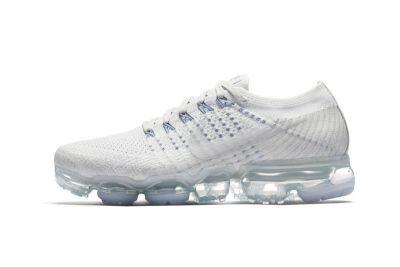 "Nike's Air Vapormax Surfaces In ""Triple White"""