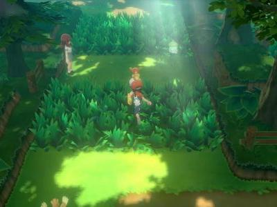 Where To Find Bulbasaur In Pokemon Let's Go Pikachu & Eevee