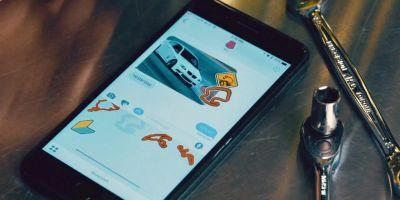 Tweetbot designer releases new 'Stickershift' iMessage sticker pack for car enthusiasts