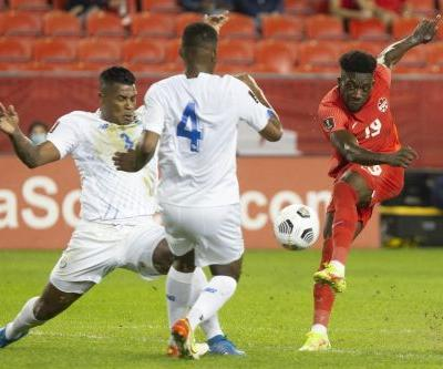 How social media reacted after Alphonso Davies lifted the Canadian men's national team to victory