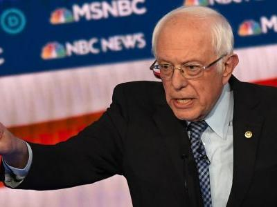 Bernie Sanders Hits Trump for NY Times Lawsuit: 'Taking a Page from His Dictator Friends'