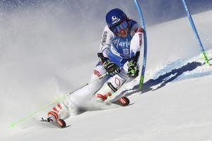 Shiffrin dominates giant slalom for 10th victory of season