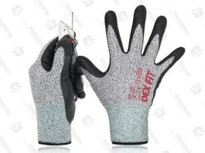 These $10 Work Gloves Feature The Highest Level of Cut Resistance