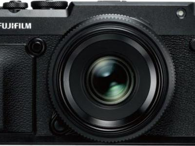 Fujifilm GFX 50R Medium Format Camera Announced