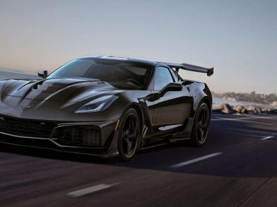 Here's The First Convertible Chevrolet Corvette ZR1 Since The 1970s