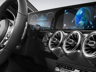Check Out The 64-Colour Ambient-Lit Interior Of The New Mercedes A-Class