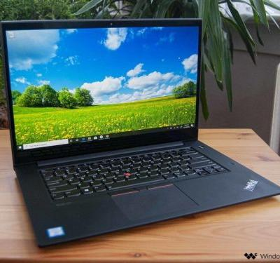 Review: The ThinkPad X1 Extreme is better than ever after a 2019 refresh