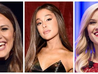 Bend And Snap! Reese Witherspoon And Jen Garner Praise Ariana Grande's 'Thank U, Next' Vid