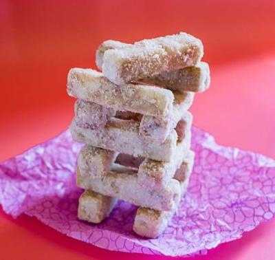 Sweet Taro Sticks