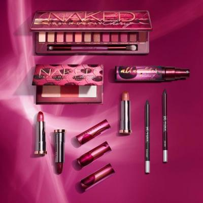 Urban Decay Naked Cherry Collection Release Date + Official Swatches