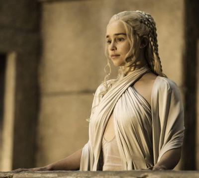 Holy Sh*t, Emilia Clarke Just Gave Us a Warning About Her Final Scene in Game of Thrones