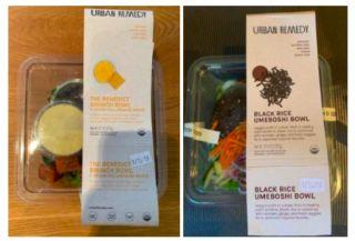 Salads, wraps containing spinach recalled for E. coli risk