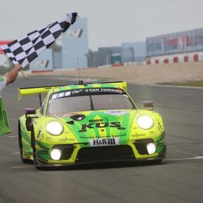 Watch The Race Highlights from The Shortest Ever ADAC Total 24H