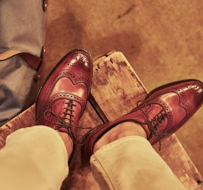 Allen Edmonds is celebrating its 97th anniversary with a big sale - save up to 40% on dress shoes, accessories, and more