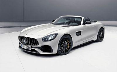 Three's Company: Mercedes-AMG Brings Trio of Special Editions to Geneva