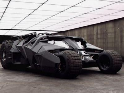 Would a Ride in the Batmobile Be Worth Getting Your Face Kicked In by Batman?