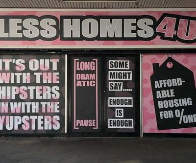 Croydon Rise Festival: Aida Wilde 'Less Homes 4U'
