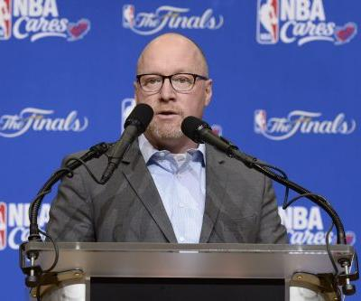 Pelicans' GM Search Includes David Griffin