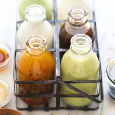 42 Easy Salad Dressing Recipes