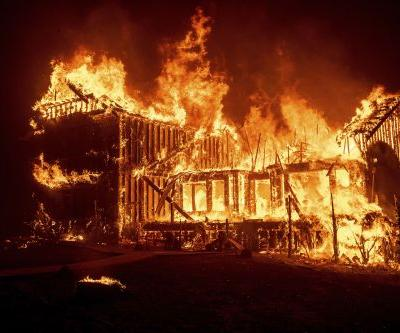 Paradise lost: Wildfire destroys thousands of buildings in California town