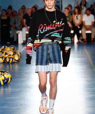 MSGM Delivers Beachy Vibes for Spring '19 Collection