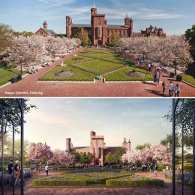 'It's not good design:' Fine Arts Commission critical of Smithsonian's plan