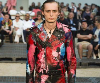 Francis Bacon Went Punk at Alexander McQueen SS19