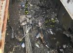 Helicopter Crashes Into Midtown Manhattan Building