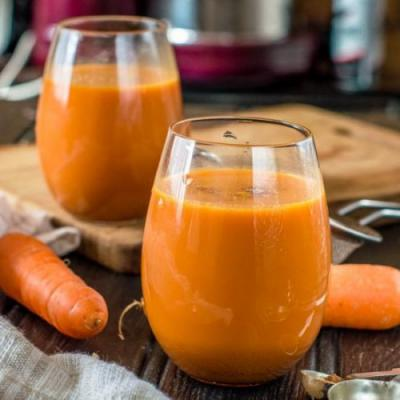 Jamaican carrot juice